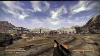 15 min z Fallout New Vegas - PS3 Gameplay by maxim