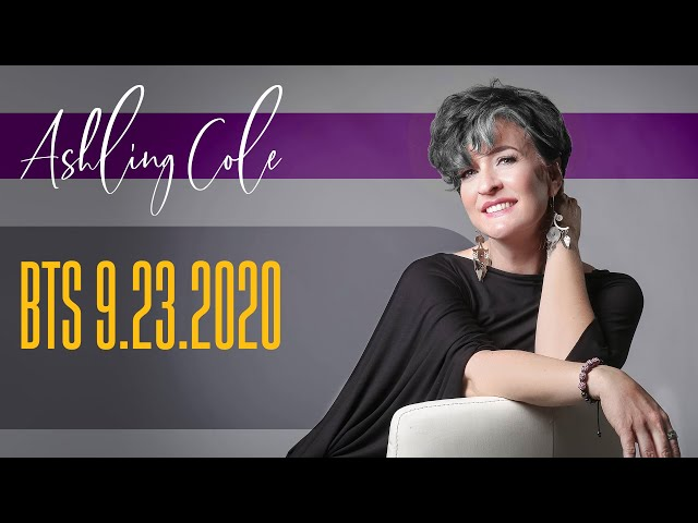 Behind the Scenes With Ashling Cole 9.23.20