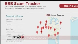 BBB launches new program to track, report scams