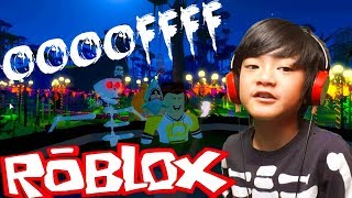 EXPLORING SINISTER SWAMP - ROBLOX HALLOWEEN EVENT 2018