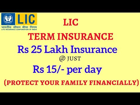 LIC Term Insurance | Amulya Jeevan 823 | Anmol Jeevan LIC |  What is Term Insurance policy of LIC