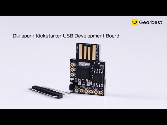 Digispark Kickstarter USB Development Board