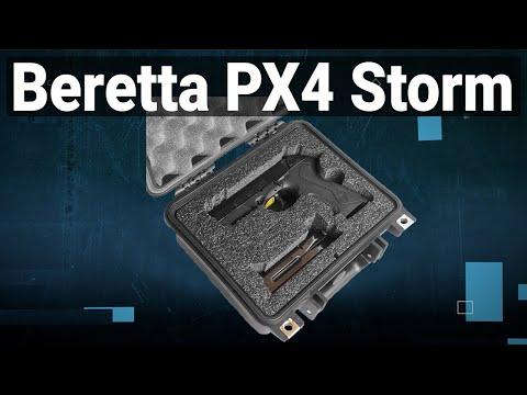 Beretta PX4 Storm Pistol Case - Video