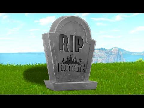 Sad News For Fortnite Save The World Free..