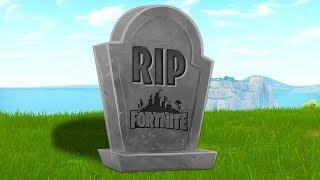 Triste nouvelles pour Fortnite Save The World Free.
