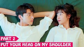 Download lagu Chinese Korean Mix Hindi Songs 💗 [PART 2] Put Your Head On My Shoulder 💗 Simmering Senses