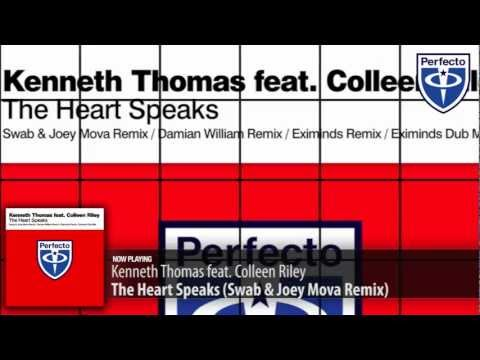 Kenneth Thomas feat. Colleen Riley - The Heart Speaks (Swab & Joey Mova Remix)