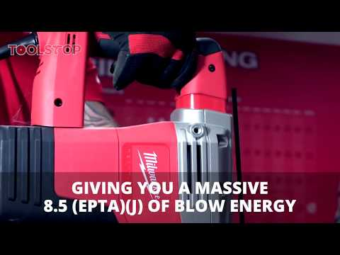 Milwaukee K545S 5KG SDS Max Drilling And Breaking Hammer - FIRST LOOK