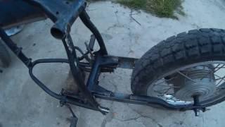 видео Тюнинг мотоцикла Иж Планета 5 – как произвести своими руками? + Видео