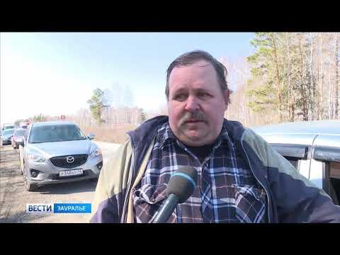 Под Шадринском в страшном ДТП погибла семья