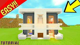 Download Video Minecraft : Tutorial Cara Membuat Rumah Modern #10 MP3 3GP MP4