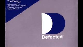 Astrotrax Feat Jose Nunez - The Energy (Jose