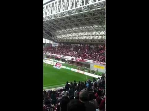 Vissel Kobe fans victory song Japan Football Soccer J.League Okubo Reysol ヴィッセル神戸