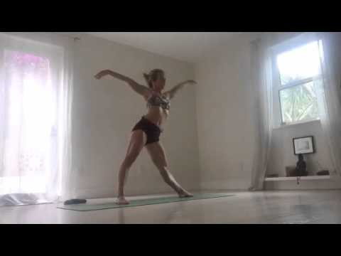Don't try this at home!! Ashtanga Yoga Fourth Series