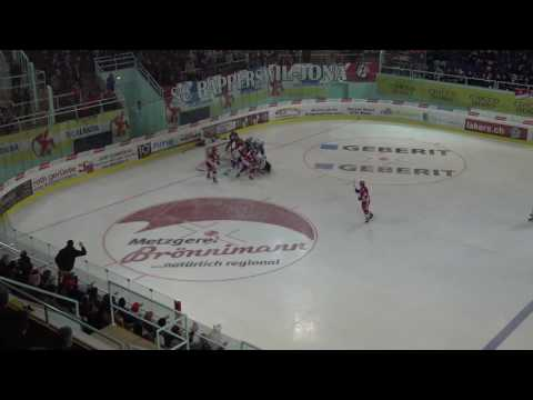 Highlights: SCRJ Lakers vs HC La Chaux-de-Fonds