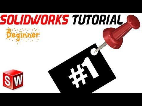 SolidWorks 2014 Tutorial 1: Interface, Add ins, New Part, Options , Units