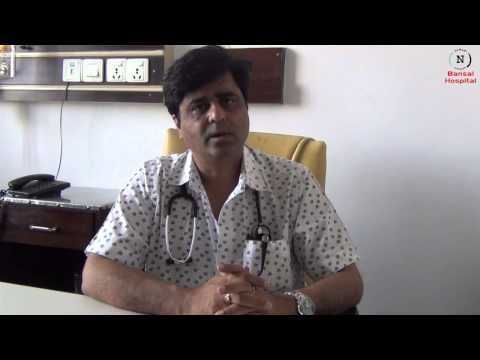 Tips to control Diabetes by Dr. Sanjeev Bansal at Bansal Hospital, New Friends colony,New Delhi