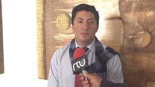 MUNICIPIO DE QUITO GALARDONÓ A DANNY PINOS CON EL GALARDÓN MARIETA DE VEINTIMILLA