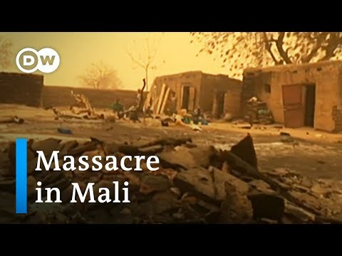 Nearly 100 killed in Mali massacre | DW News