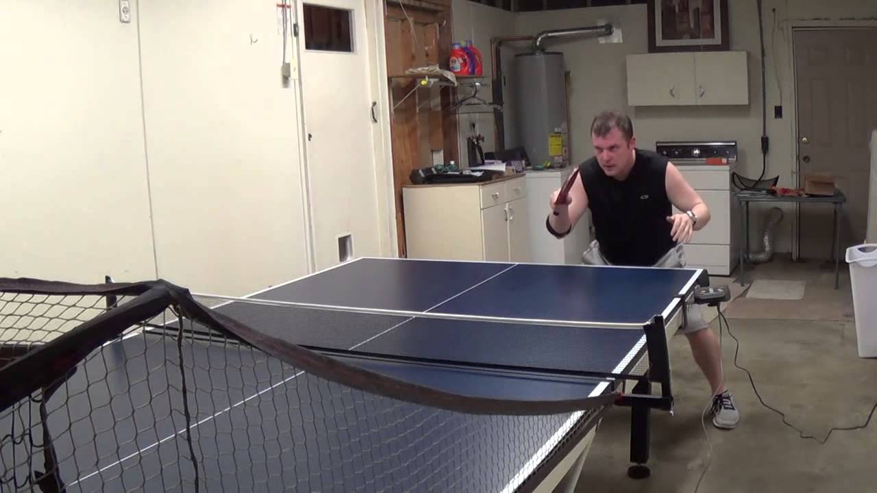 How I Burn 1000 Calories in Less than an Hour Playing Ping ...