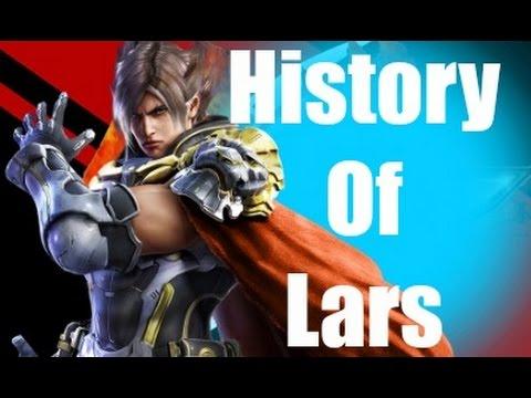 History Of Lars Tekken 7