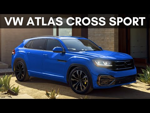 2020 VW Atlas Cross Sport - Details & Specs | The Sporty SUV