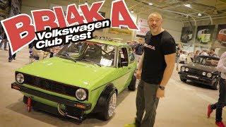 Volkswagen Club Fest 2018 през обектива на Bri4ka.com
