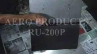 Aero Silver Recovery Unit RU-200P