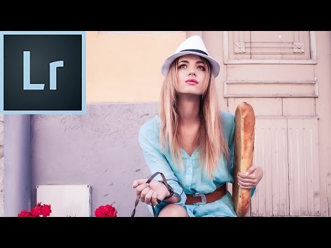 How to Get Fashion Look in Lightroom