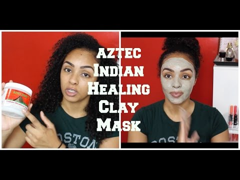 Aztec Secret Indian Healing Clay Mask | MassAppealAri