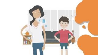 ADHD Child vs. Non-ADHD Child Interview.
