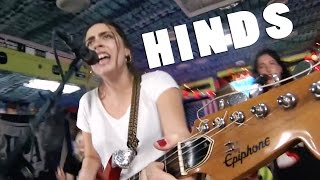 "HINDS - ""San Diego"" ALL GOPRO (Live in Austin, TX 2016) #JAMINTHEVAN"