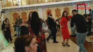 Фрагменты таджикской свадьбы, туй дар Москва 2019)