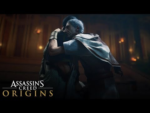 Assassins Creed Origins - Ceasers Death Scene The Assassination of Julius Caesar