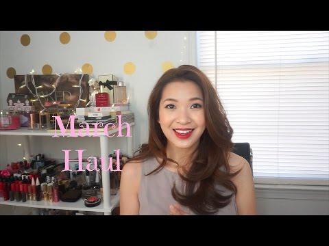 MARCH HAUL | Charlotte Tilbury, Hourglass, LA Girl, Kiko Cosmetics etc | by The Make.A.Holics