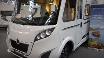 Etrusco 6900 QB Wohnmobil 2020 Walkaround Test Review ausführlicher Rundgang