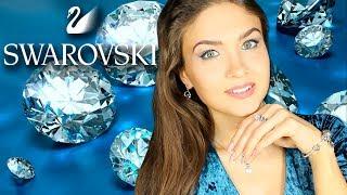 Элитная бижутерия с камнями SWAROVSKI от lenan.com.ua💎 Украшения с камнями Сваровски! Juliya