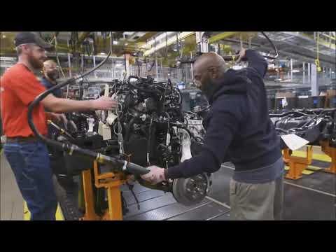 Planta En Michigan - Producción De Ford Ranger 2019
