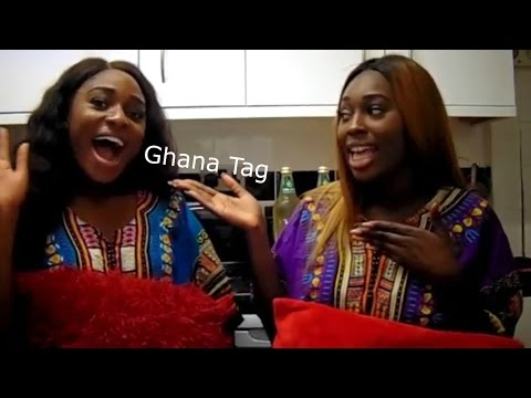GHANA TO THE WORLD FT SIS (GHANA TAG)