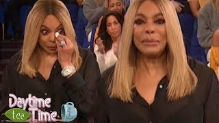 Wendy Williams was FORCED to admit she is LIVING in a SOBER HOUSE away from her husband (DETAILS)