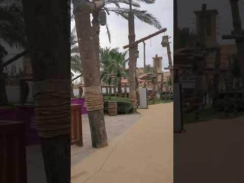 Arabic style waterpark, Yas Waterworld Abu Dhabi | #shorts #Youtubeshorts (1)