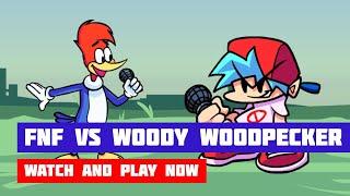 FNF VS Woody Woodpecker | Friday Night Funkin'