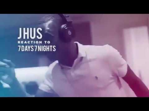 #PREVIEW/ J Hus - Reaction To Krept & Konan '7 Days 7 Nights' | Audio Saviours