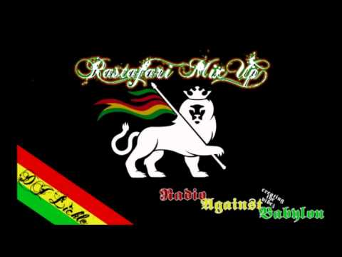Rastafari MixUp by DJ Lickle Roots Reggae Mix 2013