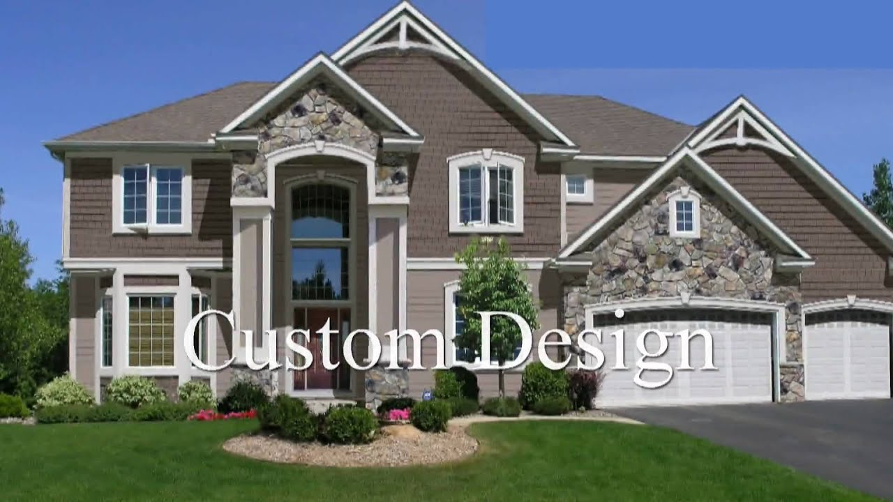 KRECH EXTERIORS CUSTOM EXTERIOR DESIGN YouTube