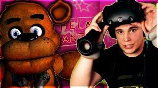 NIESPODZIANKA FREDDIEGO! - Five Nights at Freddy's VR: Help Wanted #2