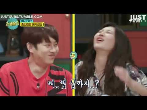 [EngSub] Kim Heechul ''The Female Version of Kim Jongmin : Kim Yura'' Life Bar EP32