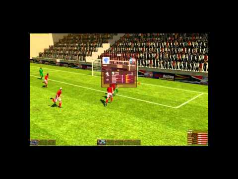 Nations League Online Free to play soccer game