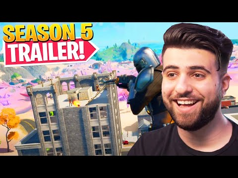 TILTED IS BACK! SEASON 5 TRAILER REACTION!