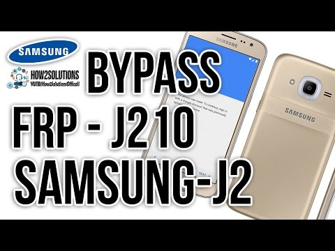 May 2017 How to bypass j210 frp unlock ! j2 (6) google account bypass Samsung galaxy j200f Review